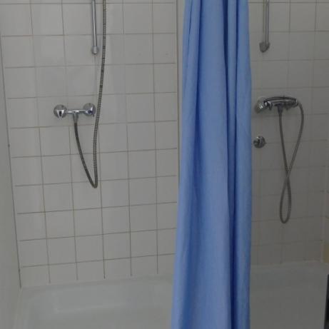 Dusche alt
